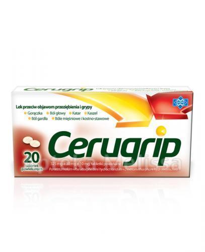 CERUGRIP - 20 tabl.