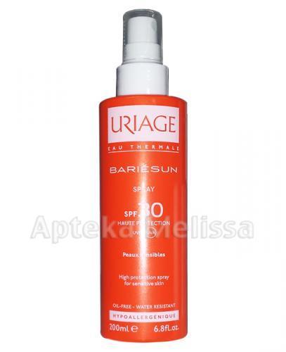 URIAGE BARIESUN Spray do skóry normalnej i wrażliwej SPF30 - 200 ml - Apteka internetowa Melissa