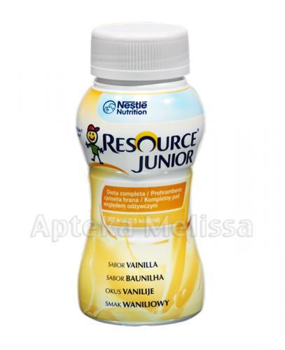 RESOURCE JUNIOR Smak waniliowy - 200 ml