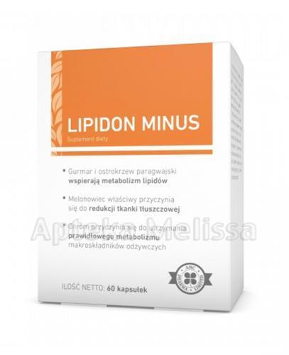 LIPIDON MINUS - 60 kaps.