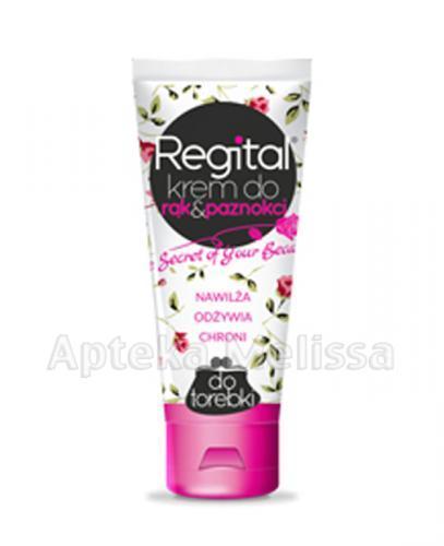 REGITAL Krem do rąk i paznokci - 40 ml - Apteka internetowa Melissa