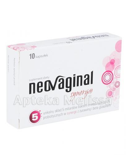 NEOVAGINAL SYNERGIO - 10 kaps.