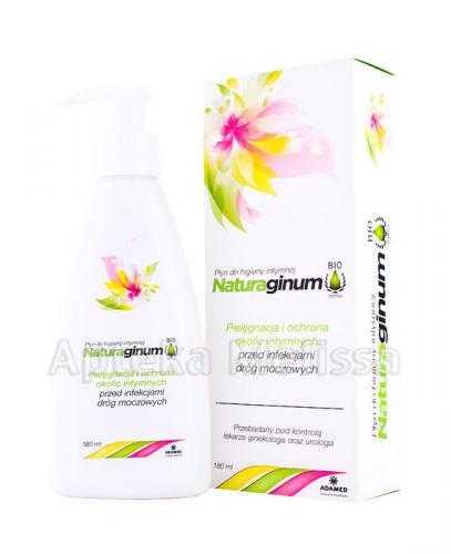 NATURAGINUM BIOINTIMA Płyn do higieny intymnej - 180 ml