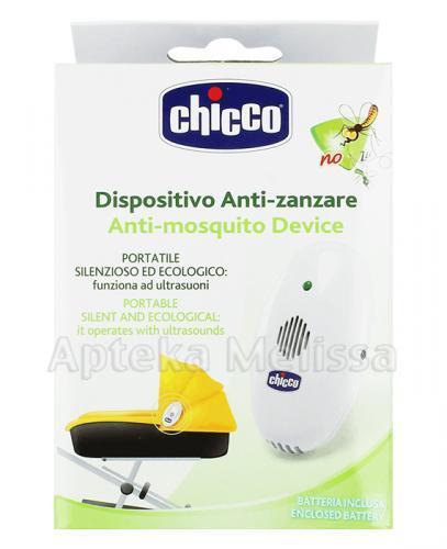 CHICCO Bezpieczne Lato Przenośne urządzenie odstraszające komary - 1 szt. - Apteka internetowa Melissa
