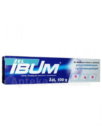 IBUM Żel - 100 g