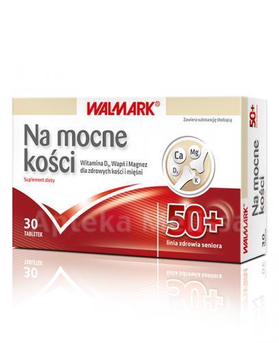 WALMARK NA MOCNE KOŚCI 50+ - 30 tabl.