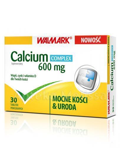 WALMARK CALCIUM COMPLEX 600 mg - 30 tabl.