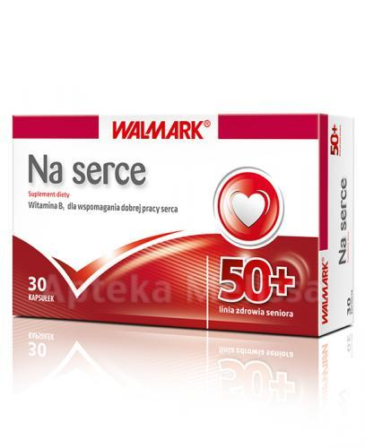 WALMARK NA SERCE 50+ - 30 kaps. - Apteka internetowa Melissa