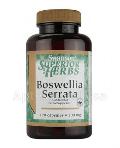 SWANSON Boswellia Serrata ekstrakt  200 mg  - 120 kaps.