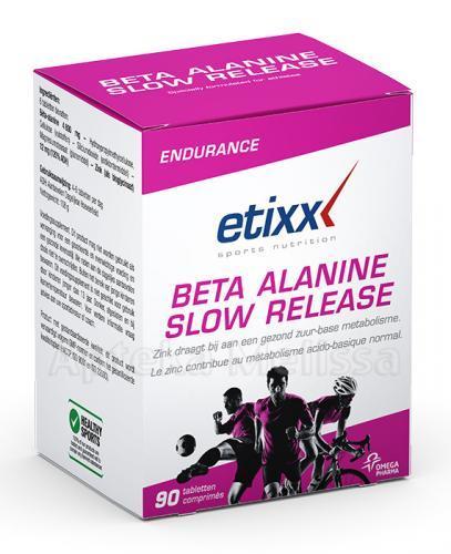 ETIXX BETA ALANINE SLOW RELEASE - 90 tabl.