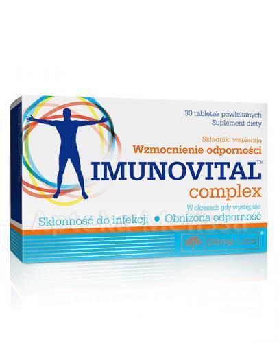 OLIMP IMUNOVITAL COMPLEX - 30 tabl.