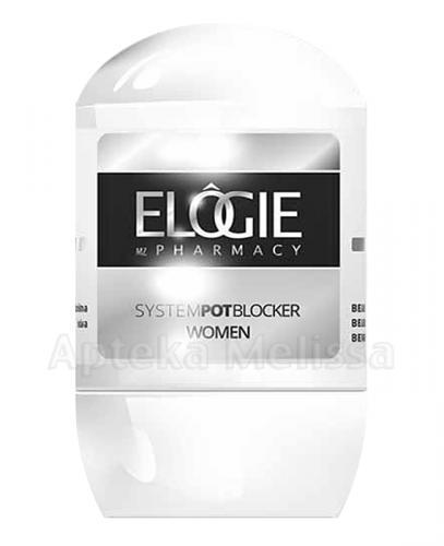 ELOGIE System Potblocker Women Redukcja nadmiernego pocenia - 50 ml - Apteka internetowa Melissa