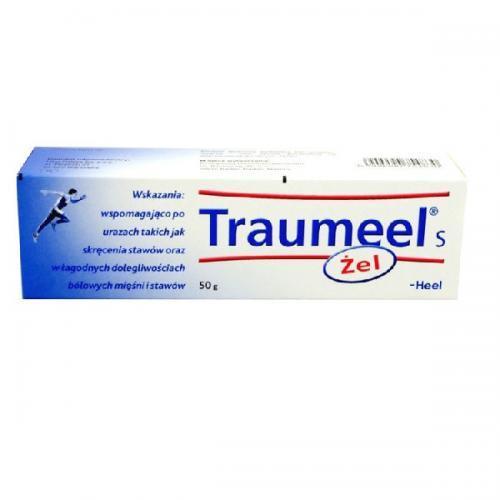 HEEL TRAUMEEL S Żel - 50 g - Apteka internetowa Melissa
