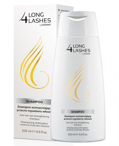 Long 4 Lashes Szampon wzmacniający przeciw wypadaniu włosów - Apteka internetowa Melissa