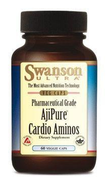 SWANSON AjiPure Cardio Aminos - 60 kaps. - Apteka internetowa Melissa
