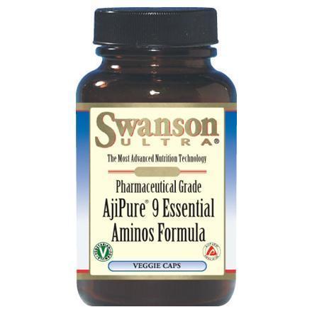 Swanson AjiPure Kompleks 9 aminokwasów - Apteka internetowa Melissa