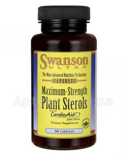 Swanson CardioAid Beta Sitosterol - Apteka internetowa Melissa