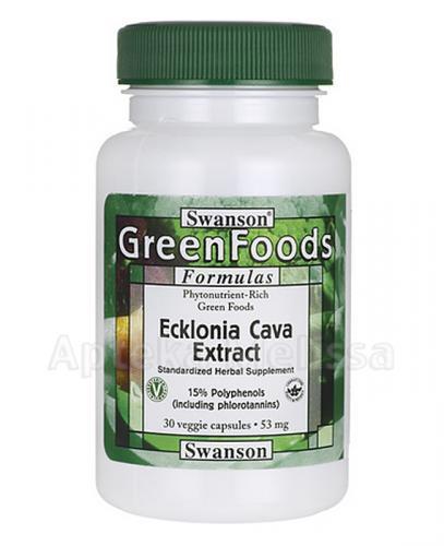 Swanson Ecklonia Cava extract 53 mg - Apteka internetowa Melissa