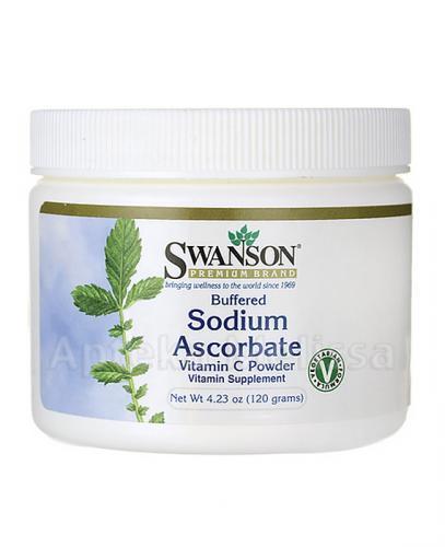 Swanson Witamina C (buforowany L-askorbian sodu) - Apteka internetowa Melissa