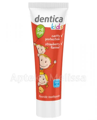 TOŁPA DENTICA KIDS Pasta do zębów - 75 ml - Apteka internetowa Melissa
