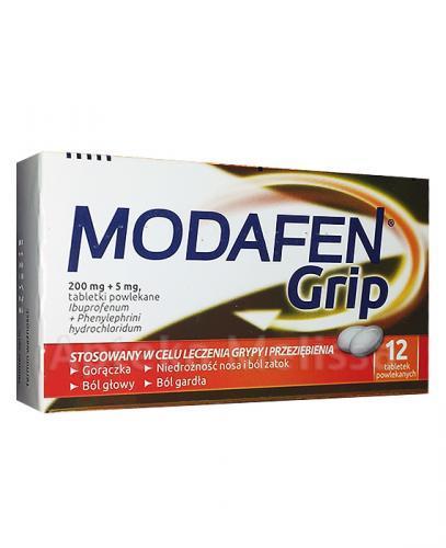 MODAFEN GRIP - 12 tabl.