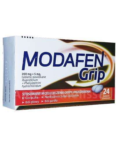 MODAFEN GRIP - 24 tabl.