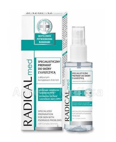 FARMONA RADICAL MED Specjalistyczny preparat do skóry z łuszczycą w sprayu - 50 ml - Apteka internetowa Melissa