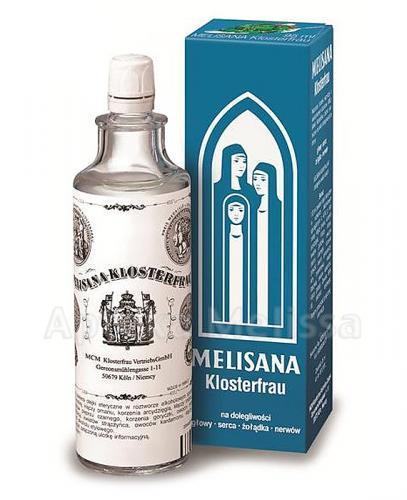 MELISANA KLOSTERFRAU Płyn - 155 ml - Apteka internetowa Melissa