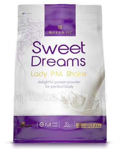 OLIMP SWEET DREAMS LADY P.M. SHAKE Smak waniliowy - 750 g - Apteka internetowa Melissa