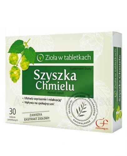 COLFARM SZYSZKA CHMIELU - 30 tabl.