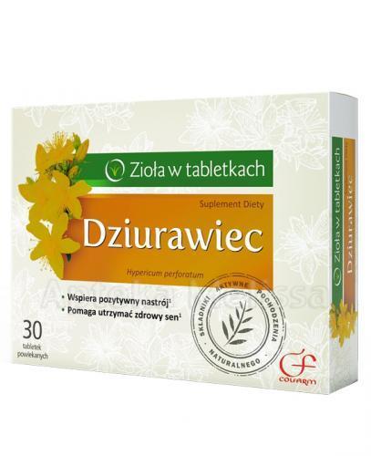 COLFARM DZIURAWIEC - 30 tabl.