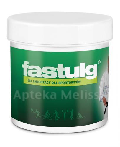 FASTULG ICE GEL Żel chłodzący - 250 ml - Apteka internetowa Melissa