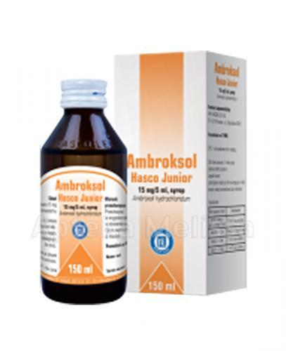 AMBROKSOL HASCO JUNIOR - 150 ml - Apteka internetowa Melissa