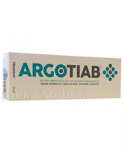 ARGOTIAB 2% Krem - 50 ml - Apteka internetowa Melissa