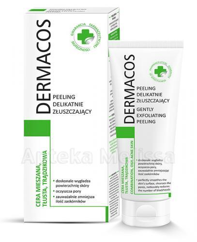 DERMACOS Peeling delikatnie złuszczający - 50 ml - Apteka internetowa Melissa