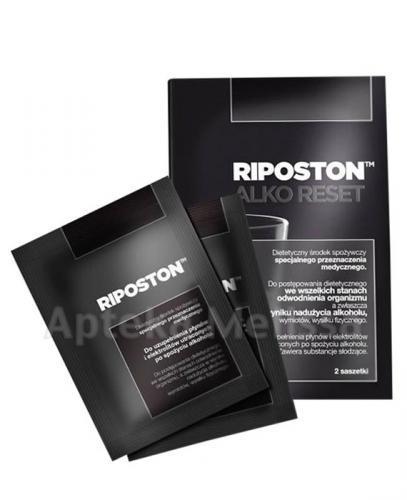 RIPOSTON - 2 sasz. - Apteka internetowa Melissa