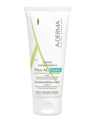 A-DERMA PHYS-AC HYDRA Kompensujący krem odżywczy - 40 ml