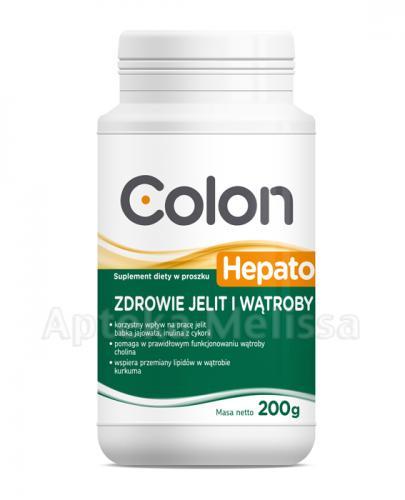 COLON  FORMUŁA  HEPATO - 200 g