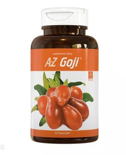 A-Z GOJI - 60 kaps.
