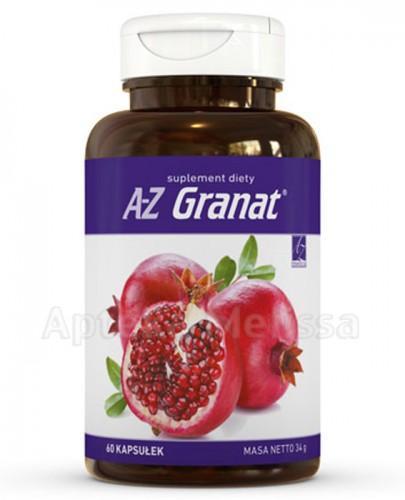 A-Z GRANAT - 60 kaps. - Drogeria Melissa