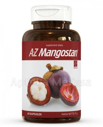 A-Z MANGOSTAN - 60 kaps.
