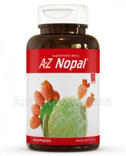 A-Z NOPAL - 60 kaps. - Apteka internetowa Melissa