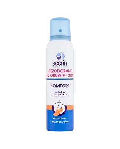 ACERIN KOMFORT Dezodorant do obuwia i stóp - 150 ml - Apteka internetowa Melissa
