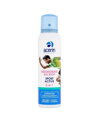 ACERIN SPORT ACTIVE Dezodorant do stóp - 150 ml - Apteka internetowa Melissa