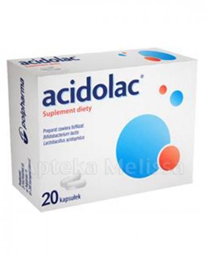 ACIDOLAC - 20 kaps.