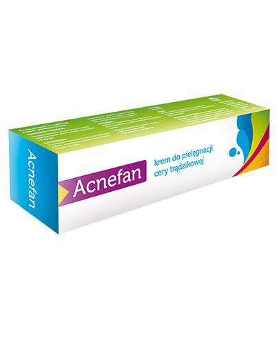 ACNEFAN Krem przeciwtrądzikowy - 25 ml - Apteka internetowa Melissa