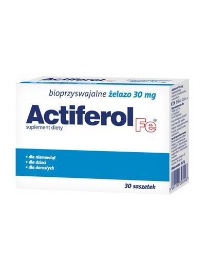 ACTIFEROL FE 30 mg - 30 sasz.