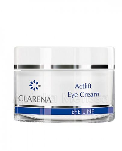 CLARENA ACTLIFT EYE CREAM Krem liftujący z diamentem pod oczy - 15 ml - Apteka internetowa Melissa
