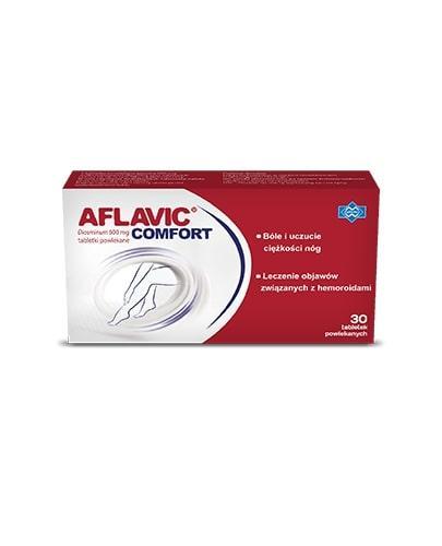 AFLAVIC 600 mg - 30 tabl. - Apteka internetowa Melissa