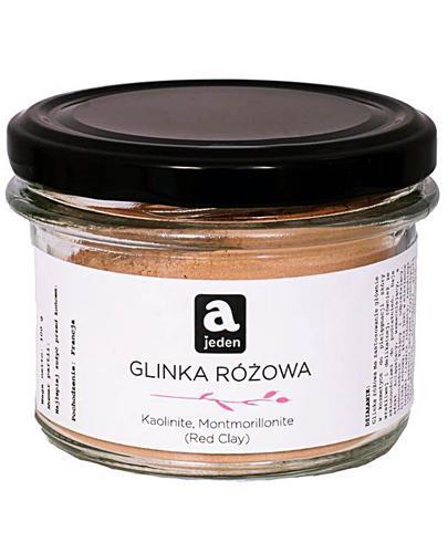 Ajeden Glinka Różowa - 100 g - cena, opinie, wskazania